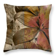 Alexia Iv Throw Pillow by Yanni Theodorou