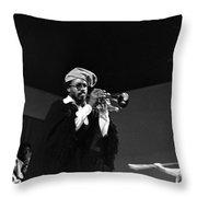 All Ebah Throw Pillow by Lee  Santa