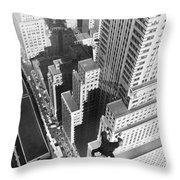 Alvin 'shipwreck' Kelly Throw Pillow by Granger