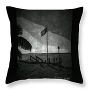 America All The Way 5 Throw Pillow by Rene Triay Photography