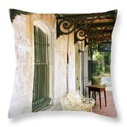 Antique Savannah Throw Pillow by William Dey