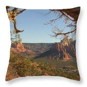 Arizona Outback 5 Throw Pillow by Mike McGlothlen
