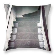 Ascend Throw Pillow by Margie Hurwich