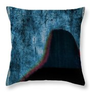 Ascent Throw Pillow by Carol Leigh