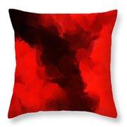 auction M B 176 Throw Pillow by Sir Josef - Social Critic