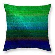 Aurora Throw Pillow by Peter Tellone