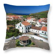 Azorean Parish Throw Pillow by Gaspar Avila