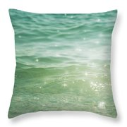 Beautiful Illusion Throw Pillow by Violet Gray