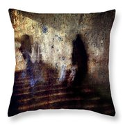Beyond Two Souls Throw Pillow by Stelios Kleanthous