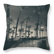 Breaking Down Walls Throw Pillow by Laurie Search
