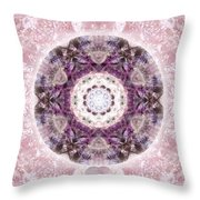 Bringing Light Throw Pillow by Alicia Kent