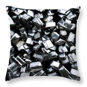 Bumpers Throw Pillow by Mike Nellums