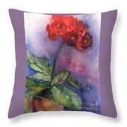 Bursting With Pride Throw Pillow by Sherry Harradence
