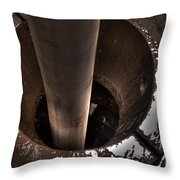 Cac001-53 Throw Pillow by Cooper Ross