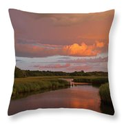 Cape Cod Bells Neck Throw Pillow by Juergen Roth