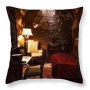 Captive Luxury Throw Pillow by Andrew Paranavitana