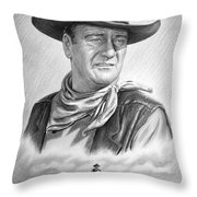 Captured Bw Version No2 Throw Pillow by Andrew Read
