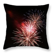 Celebration Xxx Throw Pillow by Pablo Rosales