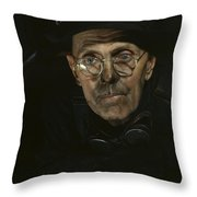 Chicago Boilermaker 1942 Throw Pillow by Mountain Dreams