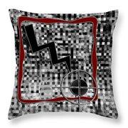 Clarity digital painting Throw Pillow by Georgeta Blanaru
