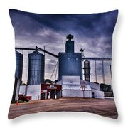 Co-op 2 Throw Pillow by Todd and candice Dailey