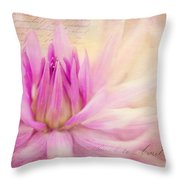 Come Spring Throw Pillow by Reflective Moment Photography And Digital Art Images