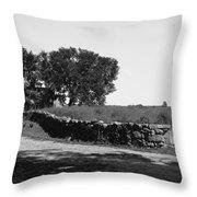 Concord: Meriams Corner Throw Pillow by Granger