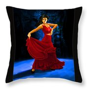 Corporate Art 002 Throw Pillow by Catf