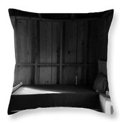 Cracker Living 1882 Throw Pillow by David Lee Thompson