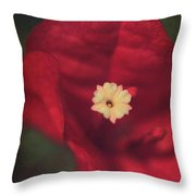 Cradle Me In Your Arms Throw Pillow by Laurie Search