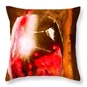 Cristallo 2 Throw Pillow by Marcello Cicchini