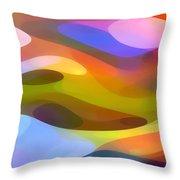 Dappled Light 10 Throw Pillow by Amy Vangsgard