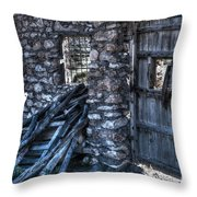 Days Gone By Throw Pillow by Heiko Koehrer-Wagner