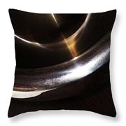 Decadence - Art By Sharon Cummings Throw Pillow by Sharon Cummings