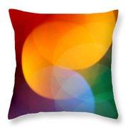 Deja Vu 2 Throw Pillow by Dazzle Zazz