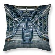 Destiny Throw Pillow by Everet Regal