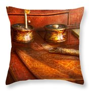 Doctor - Optometrist - I Need My Reading Glasses Throw Pillow by Mike Savad