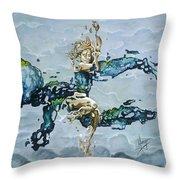 Dream Throw Pillow by Karina Llergo Salto