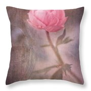 Dream-struck Throw Pillow by Priska Wettstein