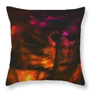 Dreamscape 02 Throw Pillow by Mimulux patricia no No