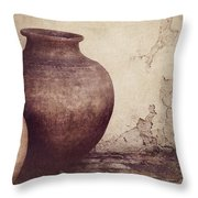 Duality Throw Pillow by Amy Weiss