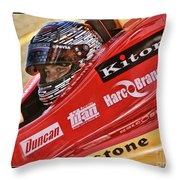 E.j. Viso Throw Pillow by Blake Richards