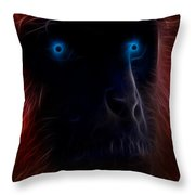 Electrified Throw Pillow by Aged Pixel