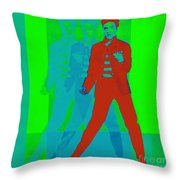 Elvis Jail House Rock 20130215p68 Throw Pillow by Wingsdomain Art and Photography