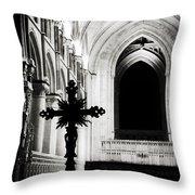 Enlightenment  Throw Pillow by Lisa Knechtel