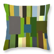 Envious Throw Pillow by Lourry Legarde