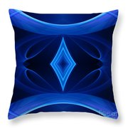 Equilibrium Throw Pillow by Hanza Turgul