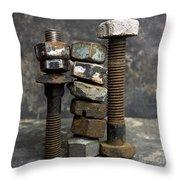 Equipment Throw Pillow by Bernard Jaubert