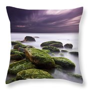 Ethereal Throw Pillow by Jorge Maia