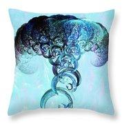 Expanding Throw Pillow by Anastasiya Malakhova
